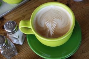 Pretty coffee.